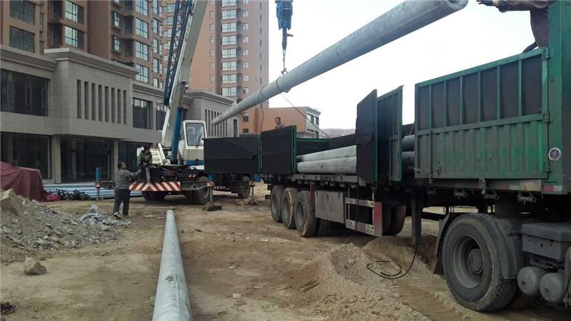 发山西吕梁15米和12米电项目